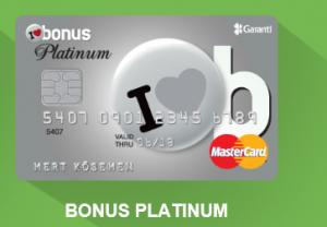 bonus platinum