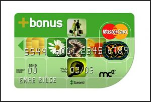 garanti bonus kredi kartı iptali