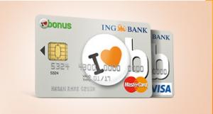ing kredi kartı