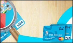 paraf kredi kartı başvurusu