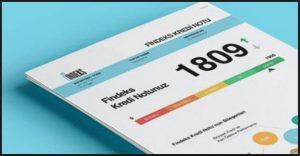 tc ile kredi notu öğrenme