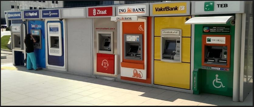 Kredi Kartı Borç Ödeme ATM'den Nasıl Yapılır?
