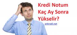 kredi-notu-yukseltme