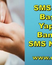 SMS İle Kredi Başvurusu Yapılabilen Bankalar ve SMS Numaraları