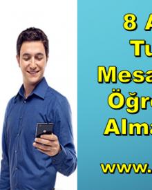 8 Adımda Turkcell Mesajla Kredi Öğrenme ve Alma Servisi